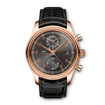 IWC PORTOGHESE PORTUGUESE ROSE GOLD CHRONO