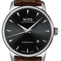 Mido Baroncelli Gent II Automatik Herrenuhr M8600.4.18.8