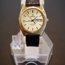 Omega Constellation Chronometer Day Date