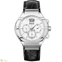 Piaget Polo 18K White Gold Mens Watch