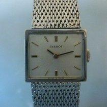 Tissot vintage square lady steel watch mechanichal
