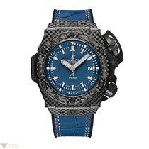 Hublot King Power Oceanographic Carbon M'ens Watch