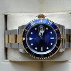Rolex Submariner Date steel/gold 16613