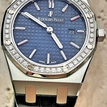 Audemars Piguet Royal Oak Lady Quartz 33MM 67651ST.ZZ.D002CR.01