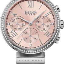 Hugo Boss CLASSIC WOMEN SPORT 1502401 Damenarmbanduhr Kristall
