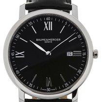 Baume & Mercier Classima 39 Black Dial