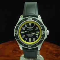 Breitling Superocean 42 Chronometer Edelstahl Automatic...