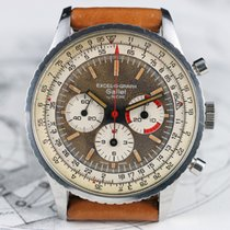 Gallet EXCEL-O-GRAPH Vintage Chronograph Watch