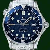Omega Seamaster 300M James Bond Stainless Steel Box&Papers