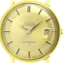Omega Vintage Omega Constellation Cal.561 Pie Pan Dial 18k...