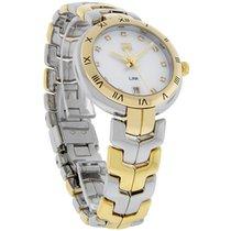 TAG Heuer Link Ladies Diamond Swiss Quartz Watch WAT1351.BB0957