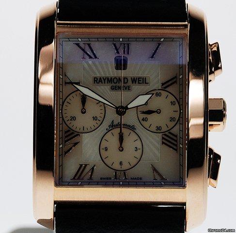 Raymond Weil Don Giovanni Cosi Grande 18K R/G