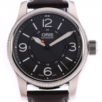 Oris Swiss Hunter Team PS Edition Stahl Automatik 44mm