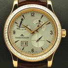 Jaeger-LeCoultre Master Control Eight Days, 18 kt pink gold...