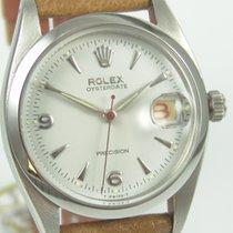 Rolex Oysterdate Precision 1957 Red Date