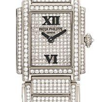 Patek Philippe [NEW] Twenty Ladies Automatic White Gold...