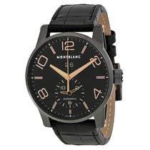 MontblancTimewalker GMT Black Dial Automatic Men's Watch 106