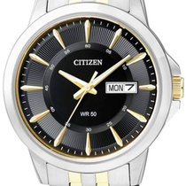 Citizen Basic Herrenuhr BF2018-52EE