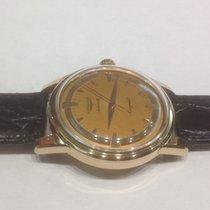 Longines Conquest vintage automatic yellow gold ref.9001