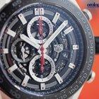 豪雅 (TAG Heuer) Carrera Heuer 01 Automatic Chrono 45mm Black...