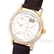 A. Lange & Söhne Lange 1 Power Reserve Pink Gold 38.5MM