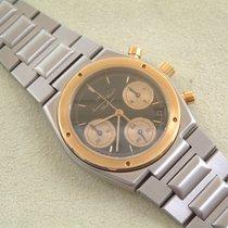 IWC Ingenieur Chronograph Stahl/Gold, Papiere & Box
