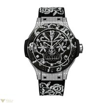 Hublot Big Bang 41 MM Broderie Automatic Stainless Steel...