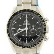 Omega Speedmaster Moonwatch Chronograph Stainless Steel