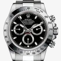 Rolex [MINT][RARE] Cosmograph Daytona 40mm 116520 Black Dial...