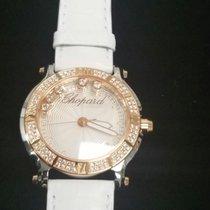 Chopard Happy Sport Round Quartz 36mm Ladies Watch 278551-6003