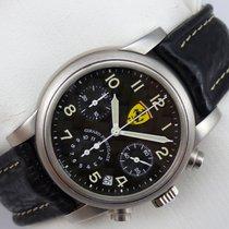 Girard Perregaux Ferrari Chronograph Automatic - Carbon Dial -...