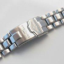 Breitling Bracelet FIGHTER acier STEEL for  COLT 18 mm
