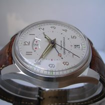 Girard Perregaux TIME ZONE GMT ALARM 4940 BOX & PAPERS