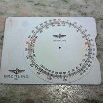 Breitling vintage plastic white slide rule