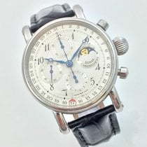 Chronoswiss Sirius Grande Lunar Chronograph Mondphase Full Set...