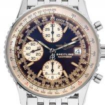 ブライトリング (Breitling) Old Navitimer Stahl Automatik Chronograph...