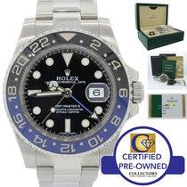 Rolex GMT Master II 116710 BLNR Steel Ceramic Batman 40mm...