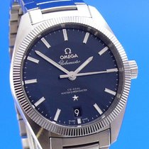 Omega Constellation Globemaster Master Co-Axial