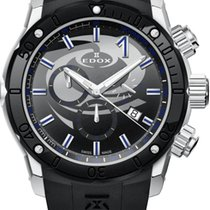 Edox Chronoffshore-1 Chronograph -Special Edition- Curling...