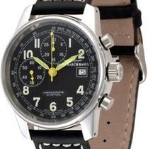 Zeno-Watch Basel Classic Pilot Chrono Bicompax Winder