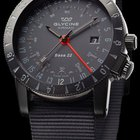 Glycine AIRMAN BASE 22 Mystery - 100 % NEW - FREE SHIPPING