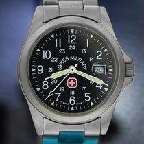 Swiss Military 6-613/617 Quartz w/Date
