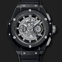 Hublot King Power UNICO Ceramic Black Magic 48mm
