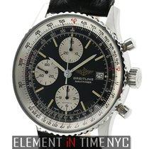 Breitling Navitimer Old Navitimer II Chronograph Stainless...