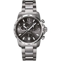 Certina DS Podium Chronograph GMT Titanium C001.639.44.087.00