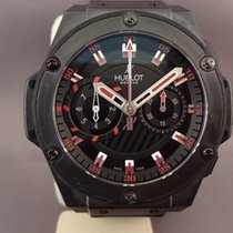 Hublot Foudroyante King Power Black Red Limited Edition 48mm