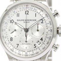 Baume & Mercier Polished  Capeland Chronograph Automatic...