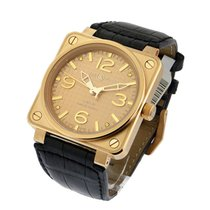Bell & Ross BR 01 92 Gold Ingot Limited Edition of 250 pcs