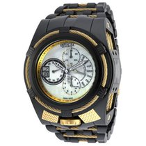 Invicta 19422 Bolt Zeus Tria Two-Tone Chronograph Swiss