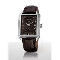 Jean Marcel Herren-Armbanduhr Quadrum II Automatik 160.265.72